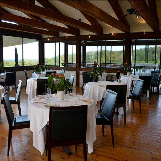 Vineland Estates Winery Restaurant, Vineland, ON