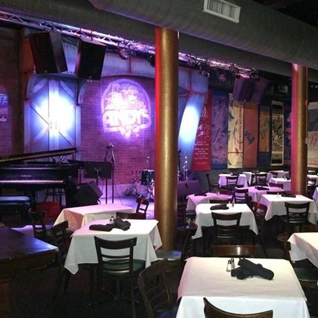 Andy's Jazz Club, Chicago, IL