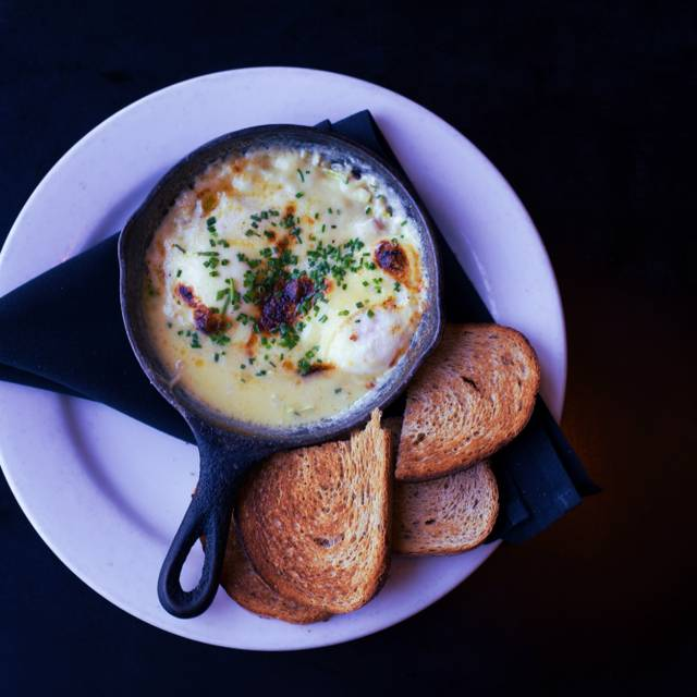 Baked Eggs  - The Cup Cafe, Tucson, AZ