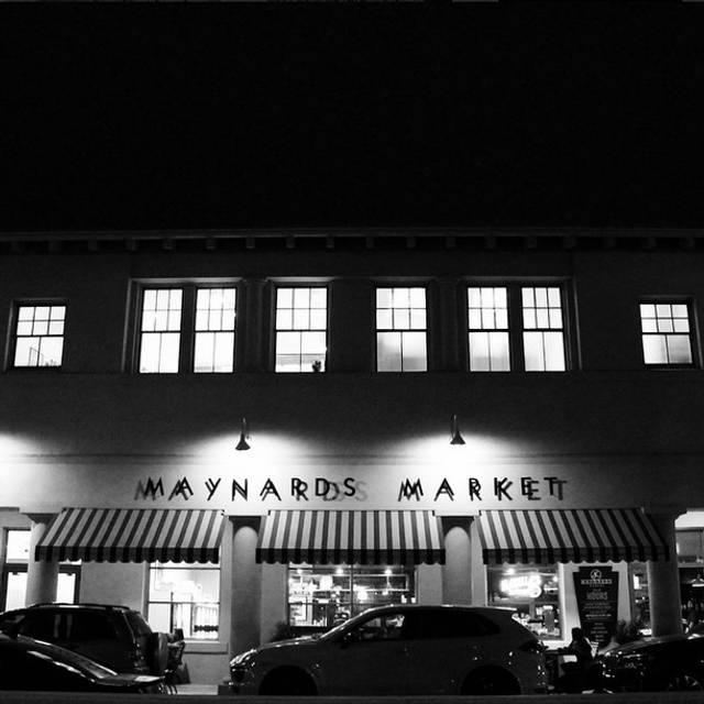Maynards Market + Kitchen, Tucson, AZ