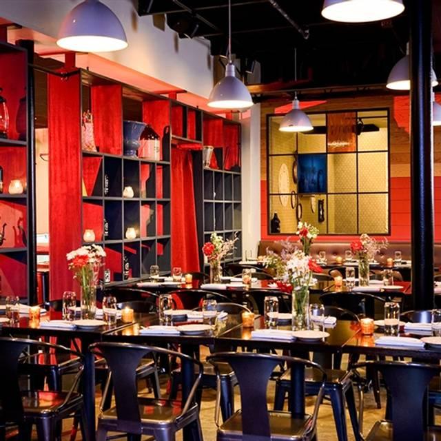 Le Garage Beer Bar & Frites, Baltimore, MD