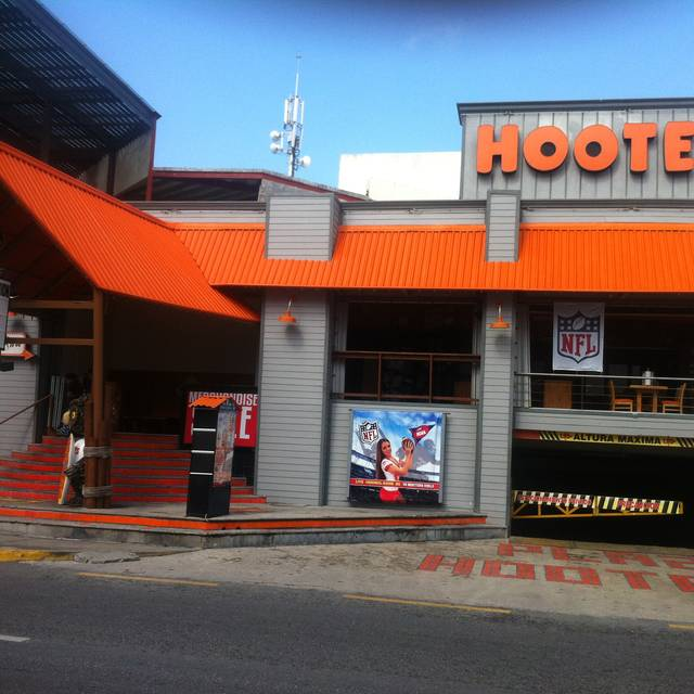 Fachada - Hooters Cancún - Party Center, Cancún, ROO