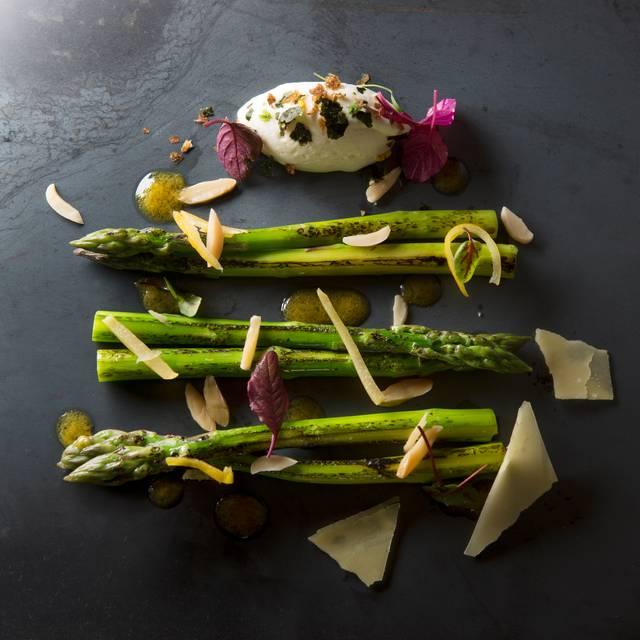 Asparagus Salad  - Restaurant Martin, Santa Fe, NM