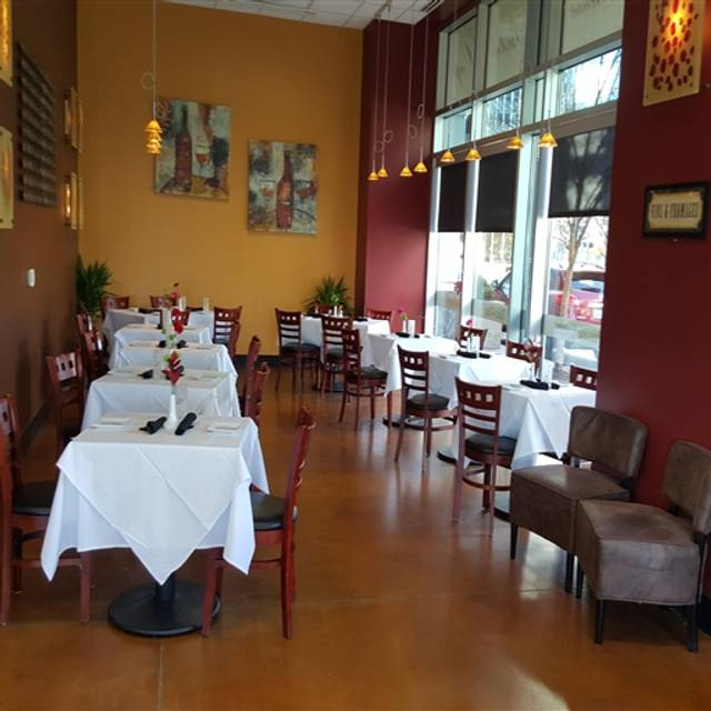 La Parisienne Bistro and Cafe, Richmond, VA