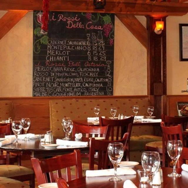 Osteria Romana Restaurant - Monroe, CT | OpenTable $7 Chicken Classic