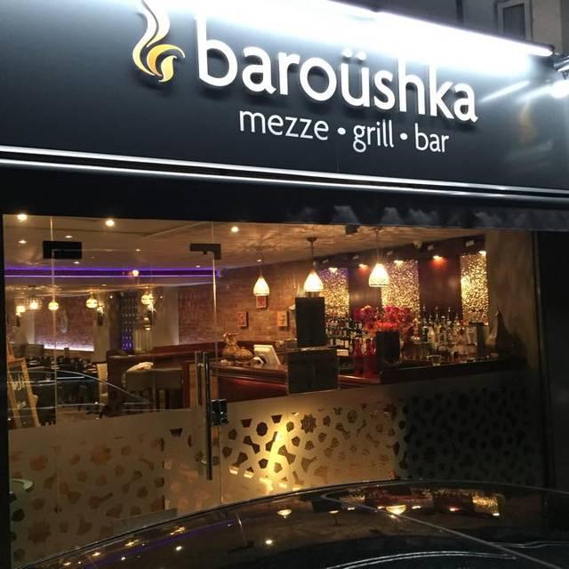 Baroüshka - Baroüshka - Meze, Grill & Bar, Salisbury, Wiltshire