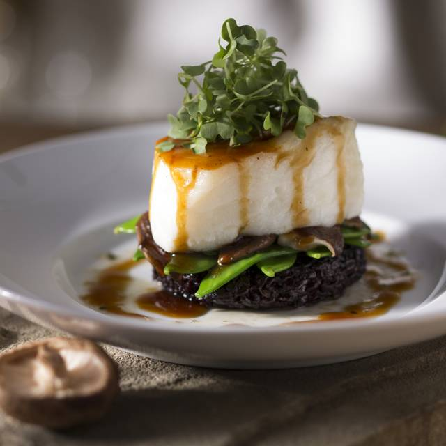 Asian-glazed Chilean Sea Bass - Seasons 52 - Boca Raton, Boca Raton, FL
