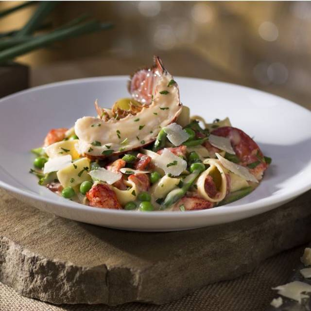 Lobster Pappardelle - Seasons 52 - King of Prussia, King of Prussia, PA