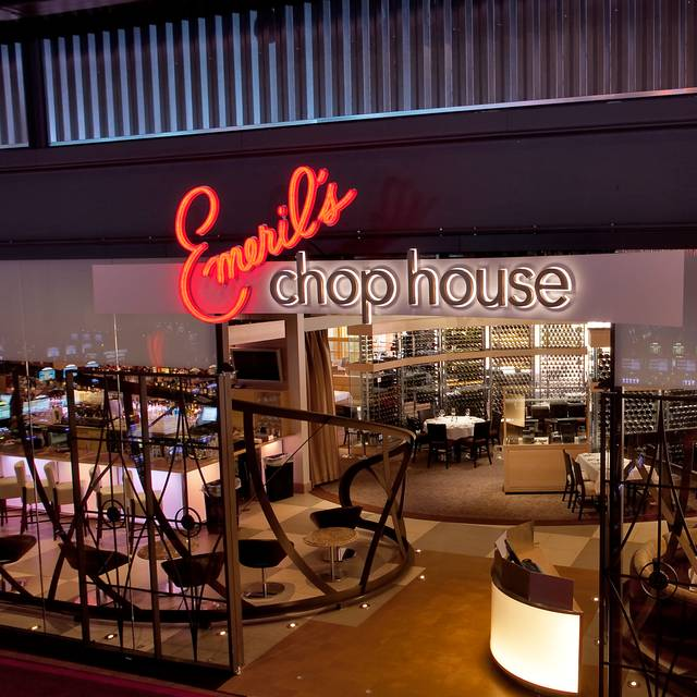 Emeril's Chop House at the Sands Casino Resort Bethlehem, Bethlehem, PA