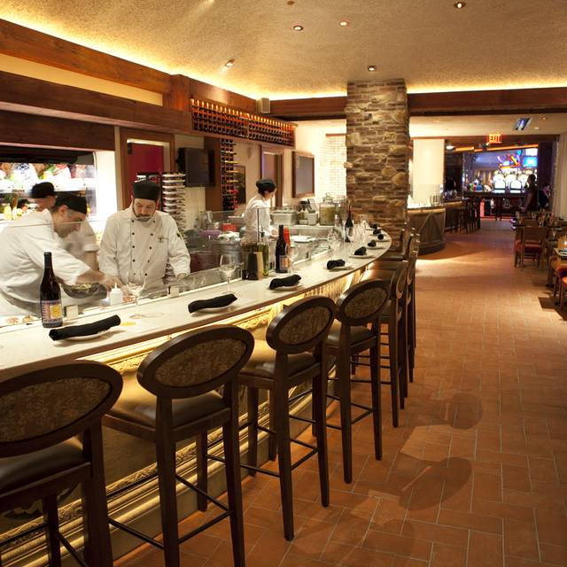 Emeril's Italian Table at the Sands Casino Resort Bethlehem, Bethlehem, PA