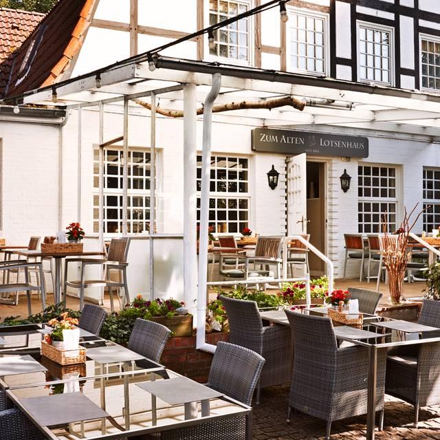 Totale Aussenansicht Variante - Zum Alten Lotsenhaus, Hamburg