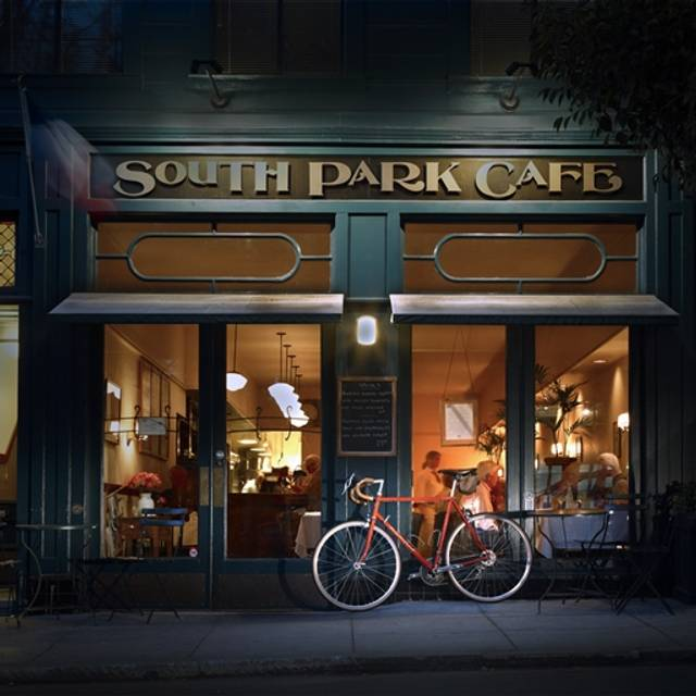 South Park Cafe, San Francisco, CA