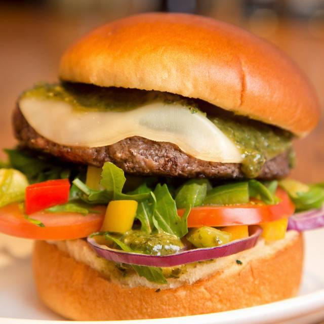 Esmeralda Burger - Quentin's Burger Bar, Hamburg