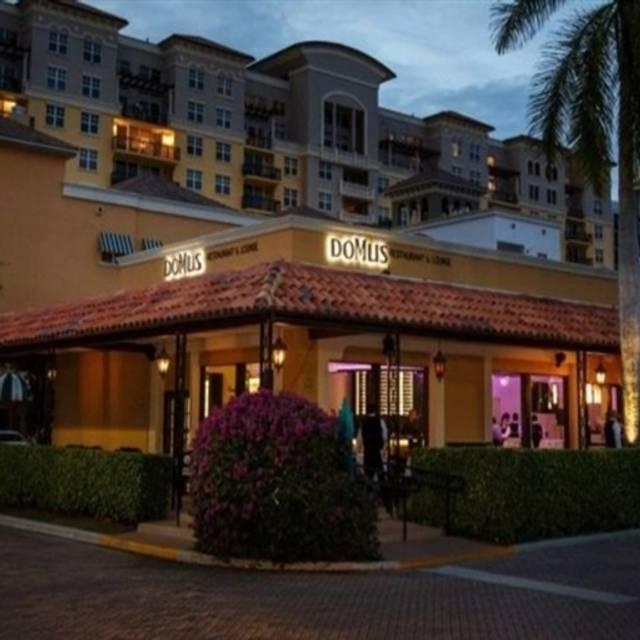 Domus Restaurant Boca Raton Fl