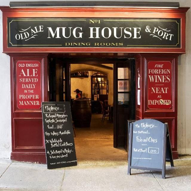 Mug - The Mug House, London