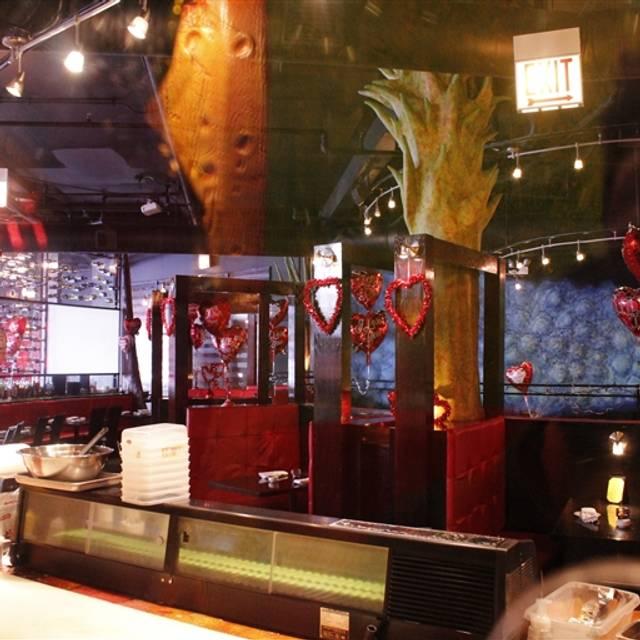 Agami Contemporary Sushi, Chicago, IL