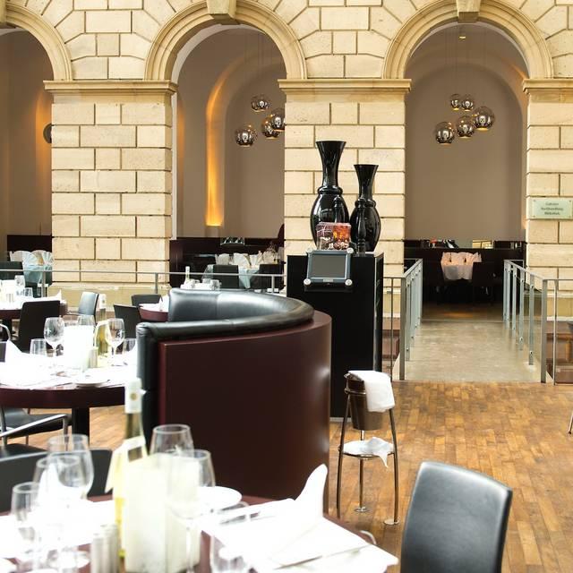 Holbein´s Restaurant, Frankfurt am Main, HE