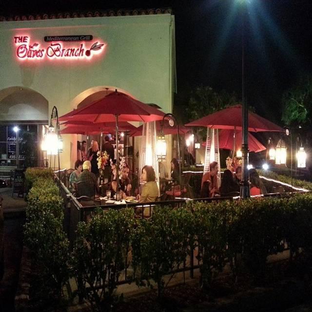 Olives - The Olives Branch, San Juan Capistrano, CA