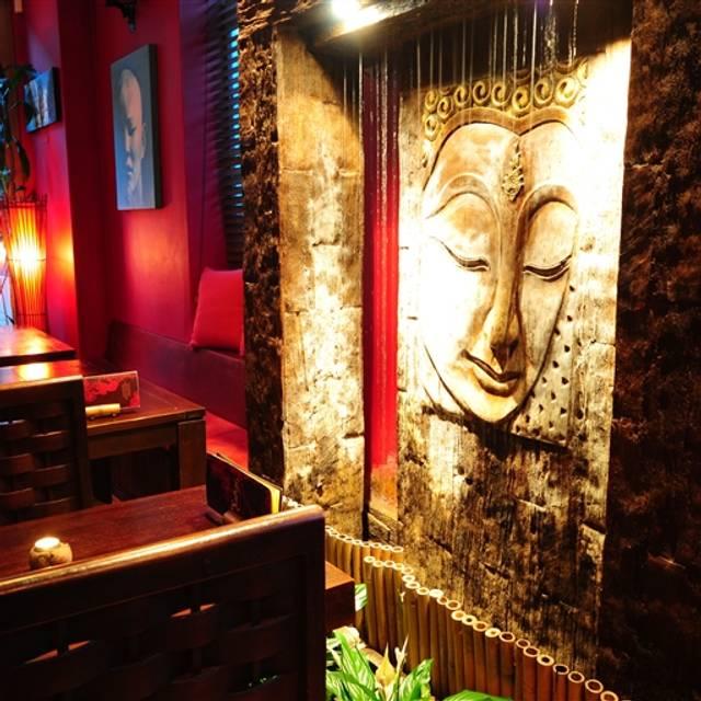 Sabai Thai Gastrobar, Brighton, East Sussex