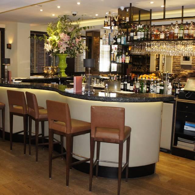 Zafferano Restaurant, London