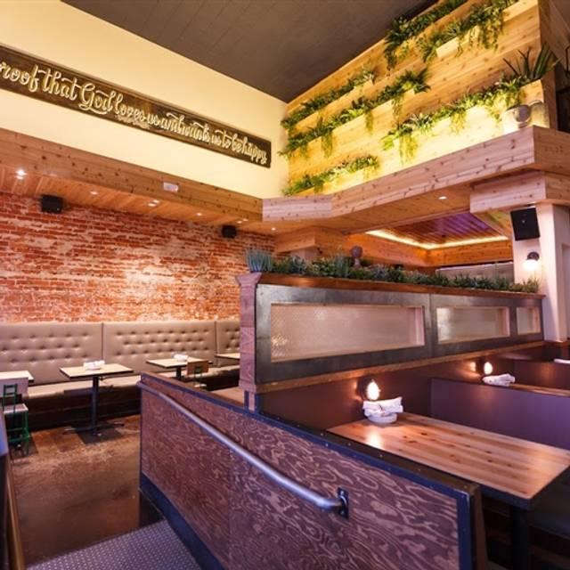 State Room Restaurant San Rafael Ca Opentable