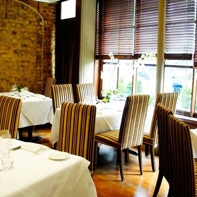 Dsc - Zafferano Restaurant, London