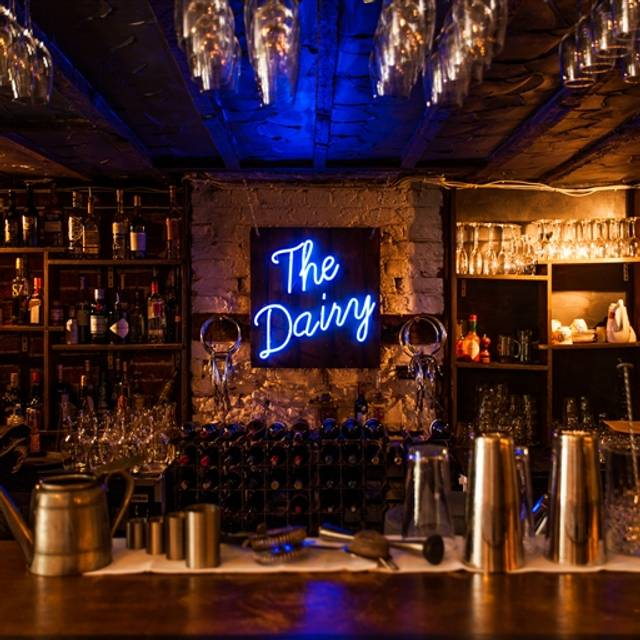 The Dairy Bar & Bistro, London