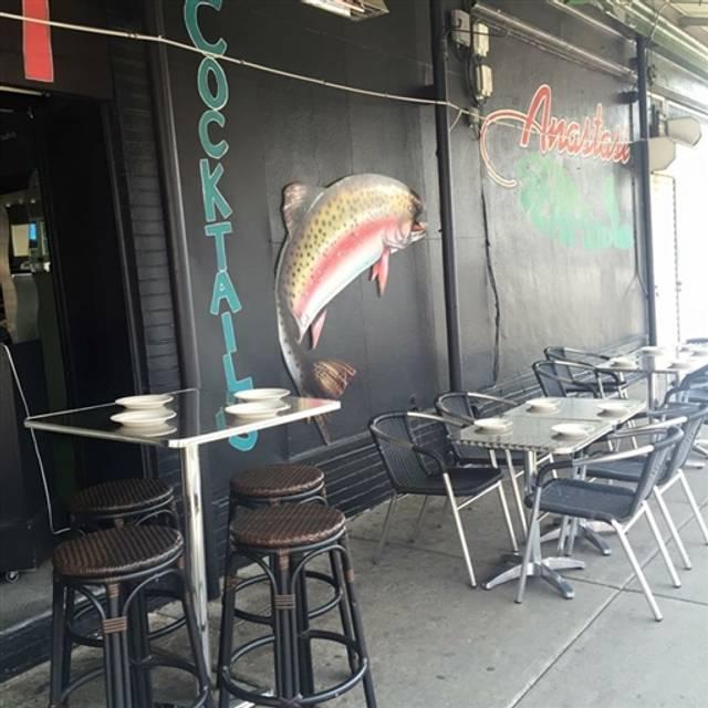 Anastasi seafood restaurant philadelphia pa opentable for Fish restaurant philadelphia