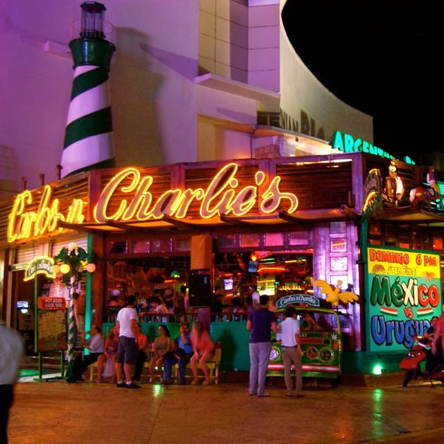 Carlos'n Charlies Cancun, Cancún, ROO