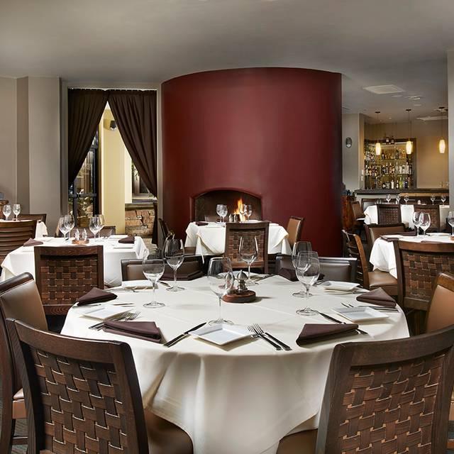 Prestons Private Dining Overall - Preston's Steakhouse, Scottsdale, AZ