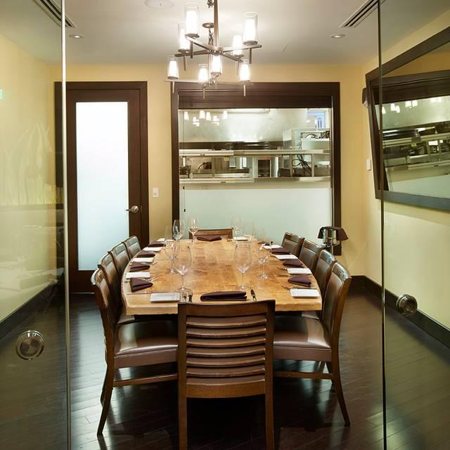 Prestons Chef Table - Preston's Steakhouse, Scottsdale, AZ