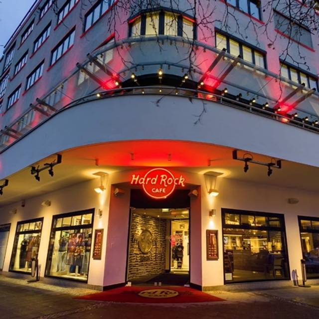 Hard Rock Cafe - Berlin, Berlin