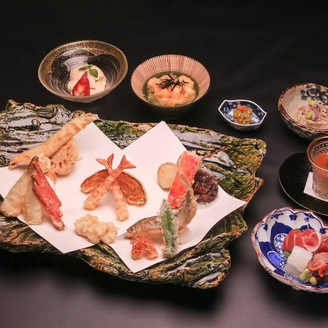 Tempura Food - Tempura Matsui, New York, NY