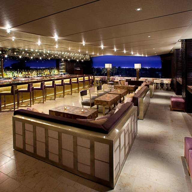 J&G Bar Lounge - J&G Steakhouse Scottsdale at The Phoenician, Scottsdale, AZ