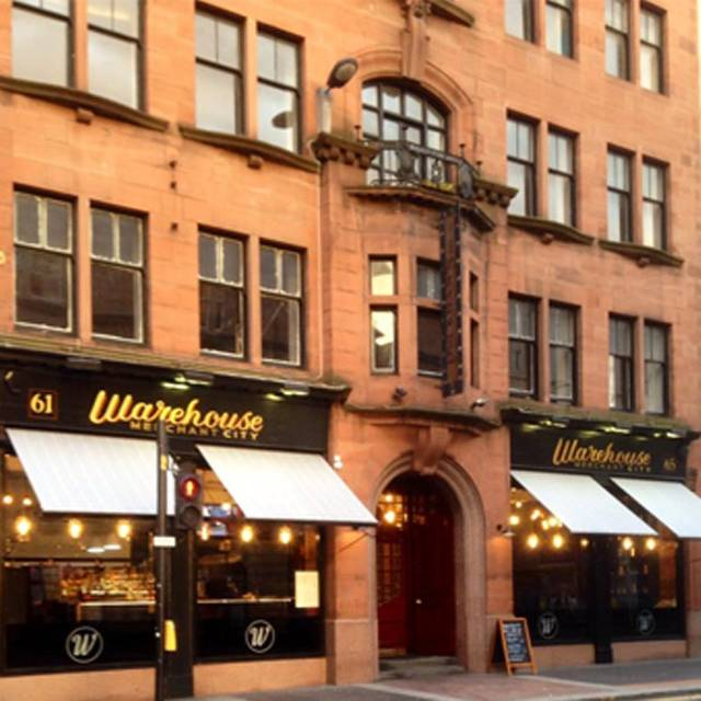 Warehouse Merchant City - Glasgow,