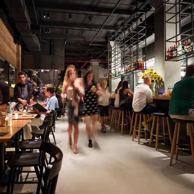 Bar Area - Obica Mozzarella Bar  Pizza e Cucina, New York, NY