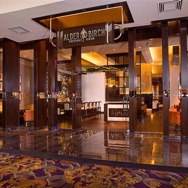 Alder Amp Birch Restaurant Las Vegas Nv Opentable