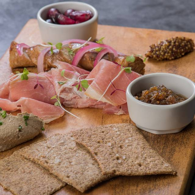 Charcuterie Board - Canvas Restaurant and Market, Orlando, FL