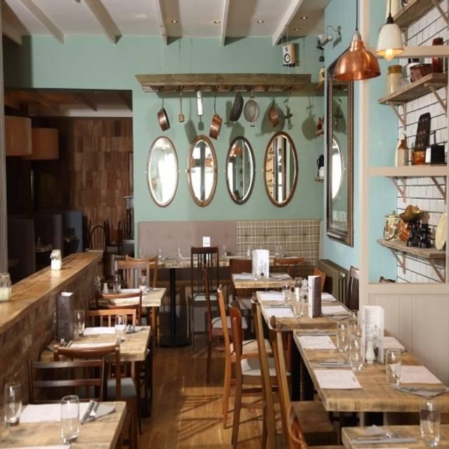 Hinnies Restaurant, Whitley Bay, Tyne and Wear