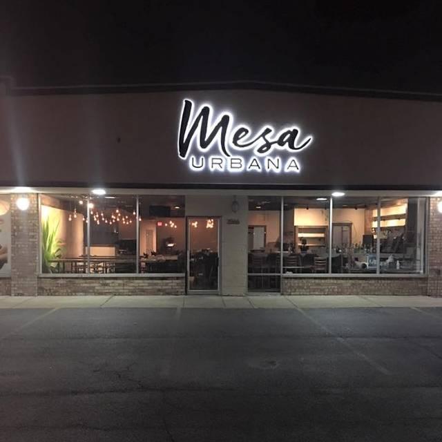 Mesa - Mesa Urbana Mexican bistro, Northbrook, IL