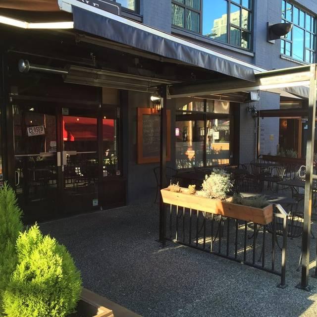 Yaletown Vancouver: The Greek By Anatoli