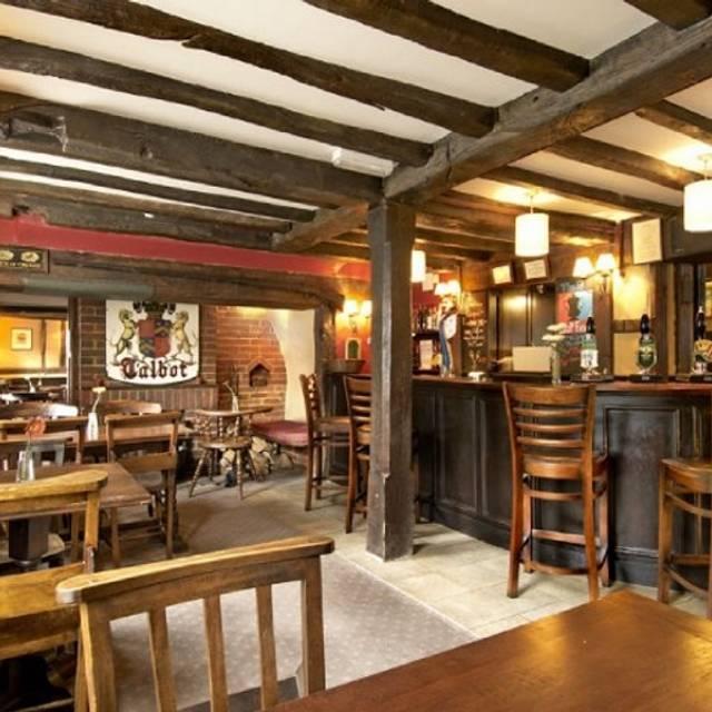 The Talbot Inn - The Talbot Inn, Woking, Surrey