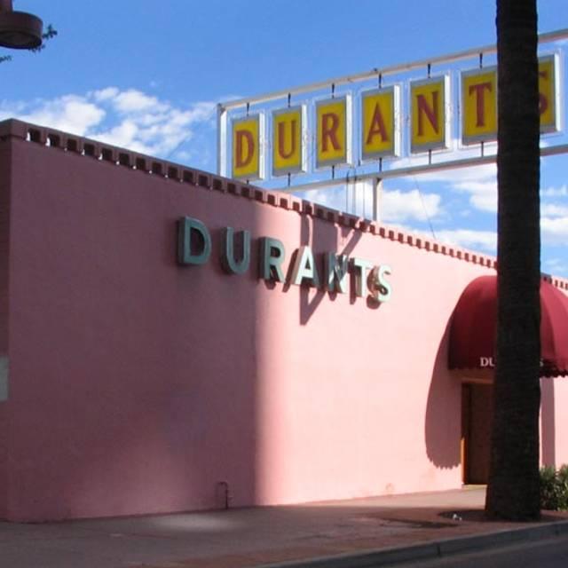 Durant's, Phoenix, AZ