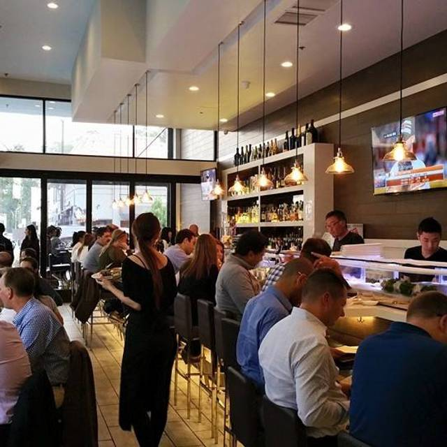 I Privé - Sushi Sake Spirits, Burlingame, CA