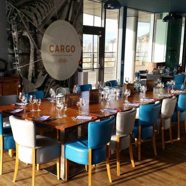 Cargo Bar And Grill Liverpool Merseyside