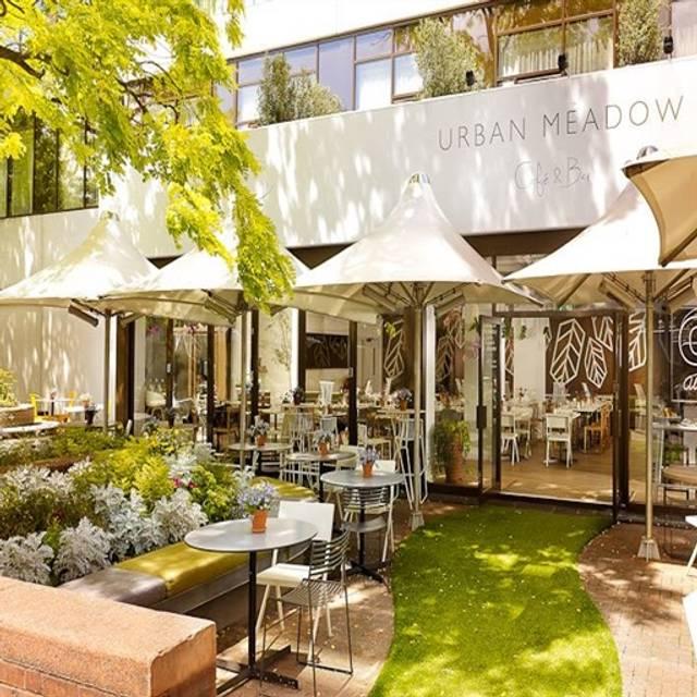 Urban Meadow Cafe & Bar, London