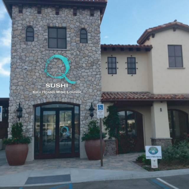 Q Sushi - Q Sushi, Westlake Village, CA