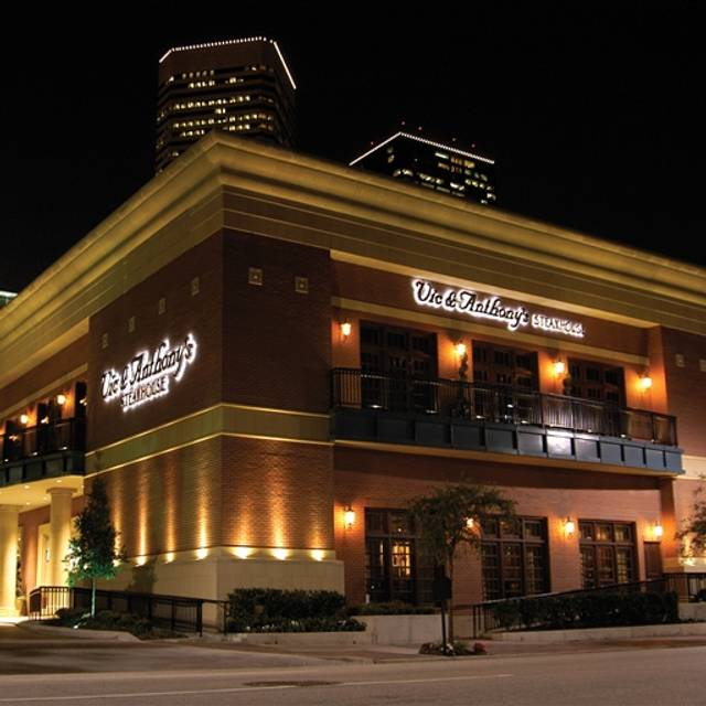 Vic & Anthony's Steakhouse - Houston, Houston, TX
