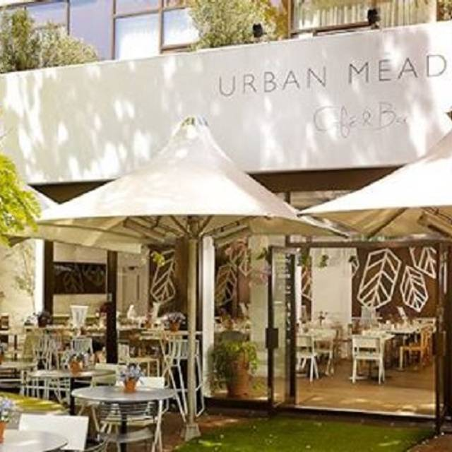Urban Meadow - Urban Meadow Cafe & Bar, London