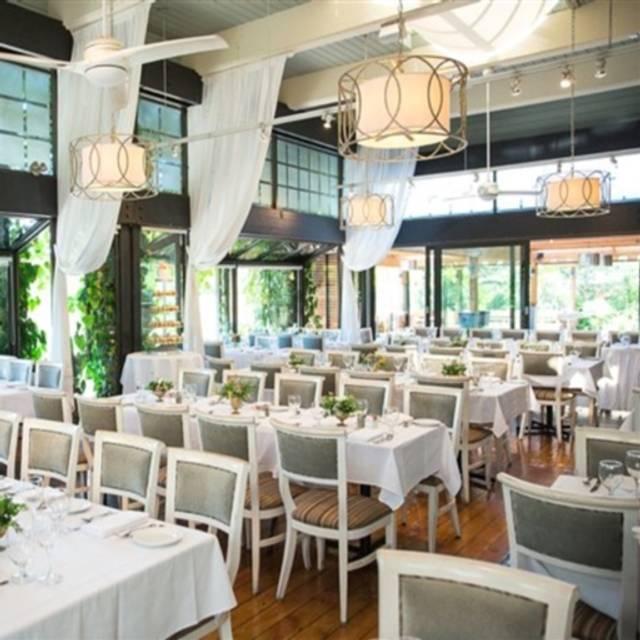 Shaughnessy Restaurant at VanDusen Botanical Garden, Vancouver, BC